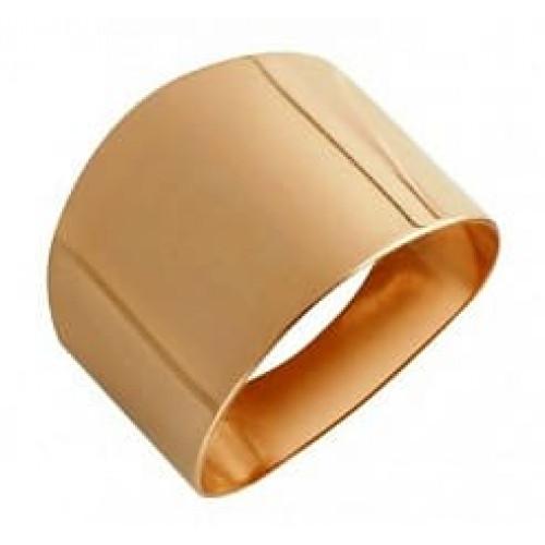Кольцо (красное золото)